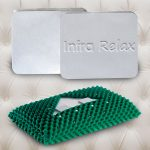 Placa de Cerâmica Para Travesseiros Infravermelho Longo Infrarelax